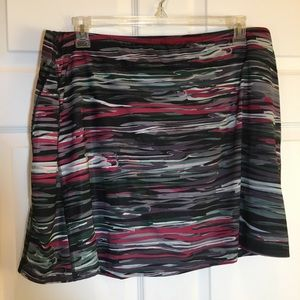 Skirt Sports with Built in Shorties  XXL